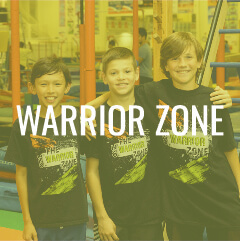 Warrior Zone