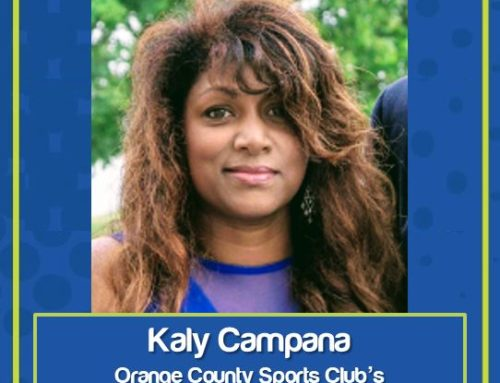 Congratulations to OCSC Employee of the Month for April, 2020: Kaly Campana!