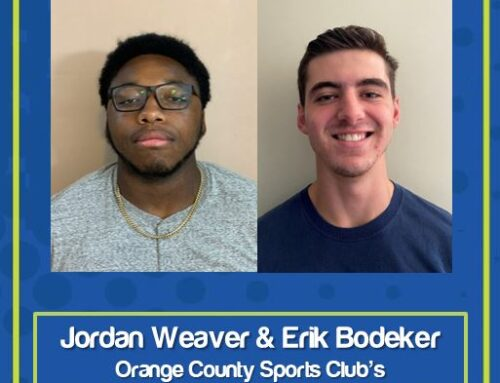 Congratulations to OCSC Employees of the Month for August 2020: Jordan Weaver & Erik Bodeker!