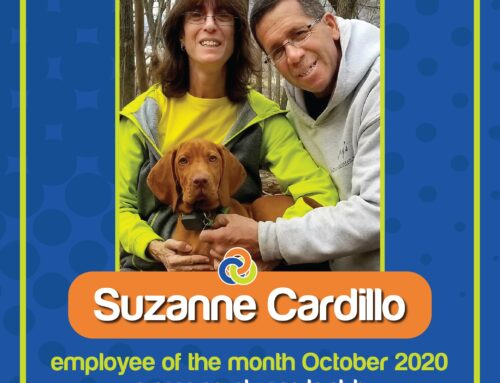 Congratulations to OCSC Employee of the Month for October 2020: Suzanne Cardillo!